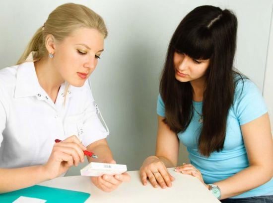 В каких случаях необходима консультация гинеколога?