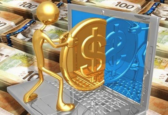 Кредит электронными деньгами