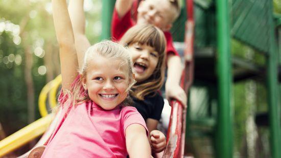 Безопасность детей на площадке