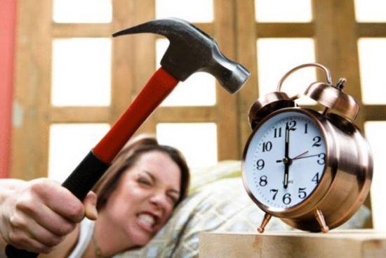 Как легко вставать по утрам