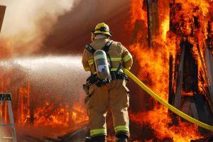 Пожар – беда, которую не ждешь