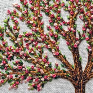Вышивка — рукоделие и искусство