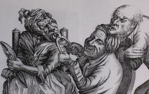Лечение и профилактика кариеса зубов в средневековьи и в наши дни