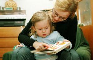 Какой должна быть книга для маленького ребёнка