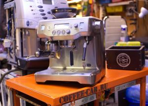 Как ремонтировать кофеварку