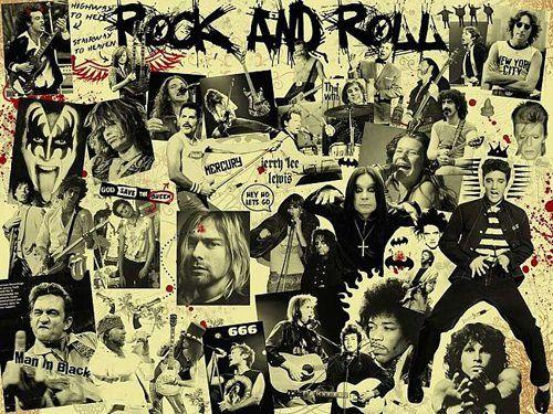 Почему рок-н-ролл жив