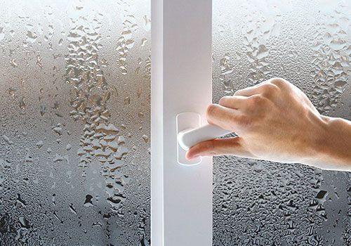 Как избежать появления влаги на окнах