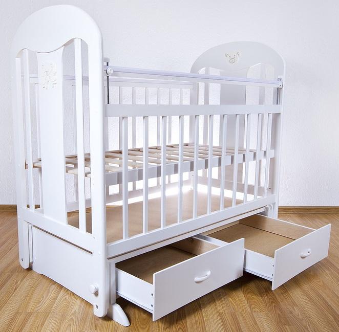 Детские кроватки Briciola - идеальная покупка для младенца