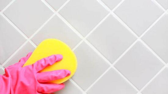 Как отмыть кафельную плитку