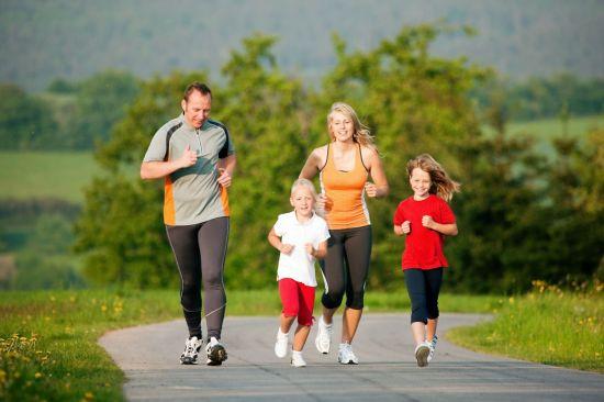 Как вести активный образ жизни, если у вас есть дети