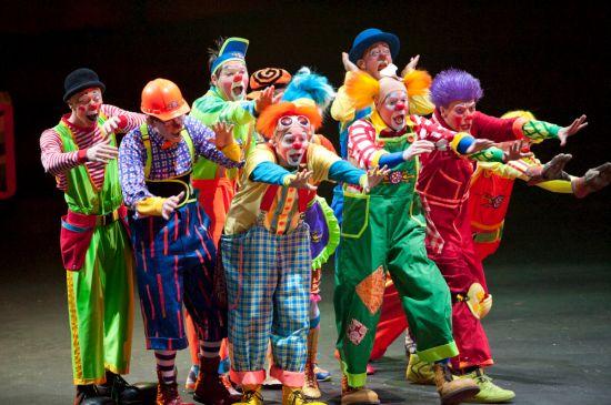 Почему люди боятся клоунов