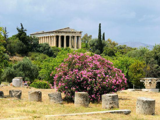 Афины - музей под открытым небом