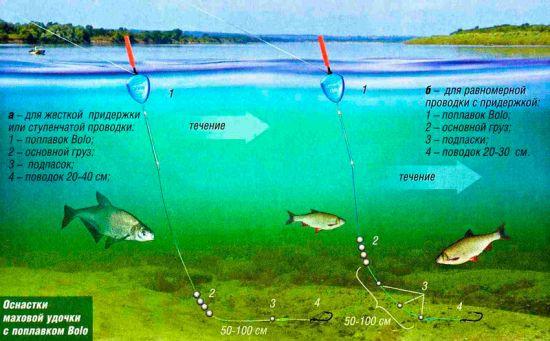 Какую проводку выбрать для рыбалки