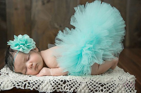 Юбки для новорожденной