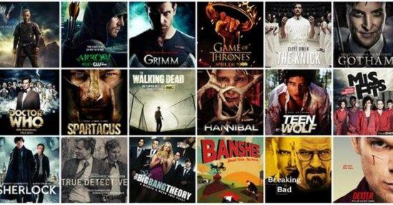 Лучшие сериалы