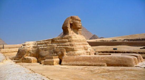8 памятников Египта