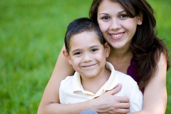 Как воспитать сына без отца