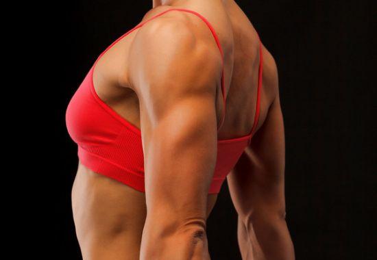 Женские упражнения для трицепса