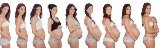Главные кошмары беременных