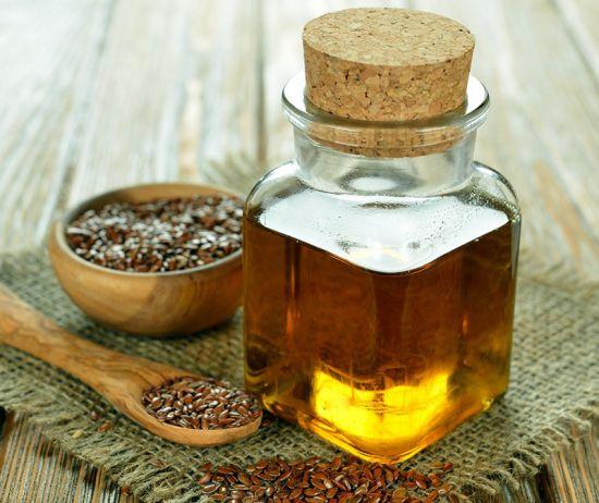 Преимущества льняного масла