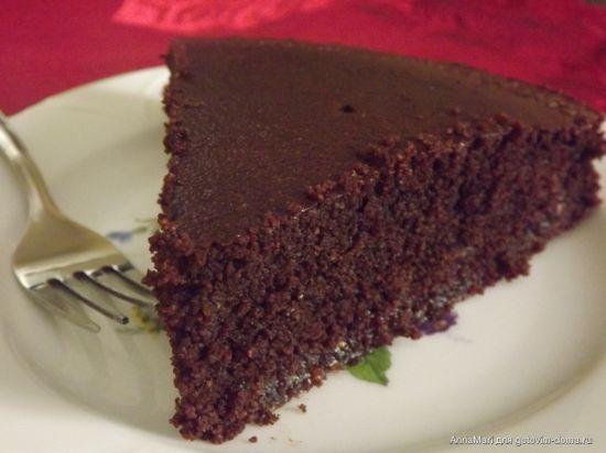 Манник шоколадно - ореховый