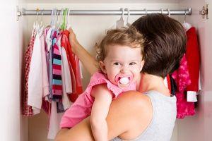 Как одевать ребенка летом?