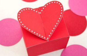 День святого Валентина. Подарки своими руками