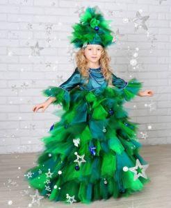 Как изготовить детские костюмы на новый год своими руками?