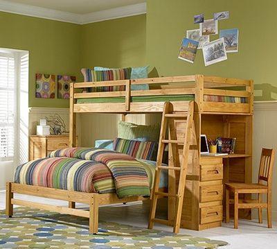 Как выбирать детскую двухъярусную кровать