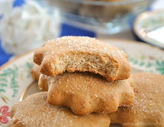 Печенье медово-банановое