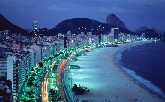 Страна Бразилия