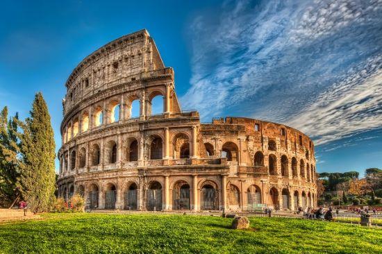 Интересные факты о Колизее