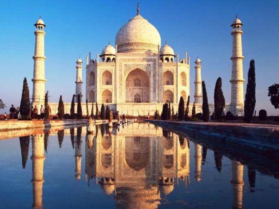 Индийские храмы и дворцы