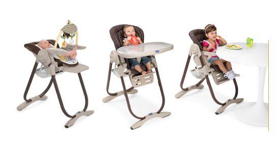 Выбираем стульчик для кормления