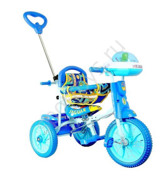 Как выбрать детский велосипед с ручкой
