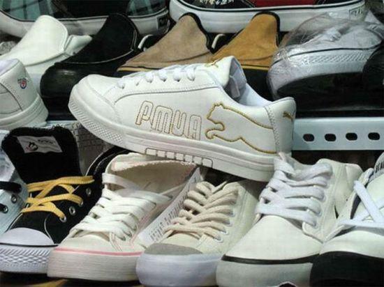 Как отличить китайскую обувь
