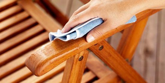 Как ухаживать за деревянной мебелью
