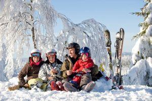 Где отдохнуть зимой с ребенком