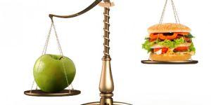 Как составить рацион правильного питания при заказе еды домой