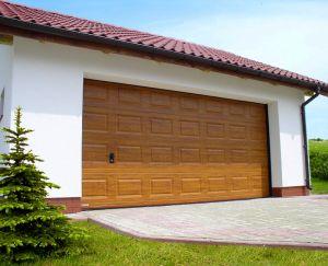 гаражные ворота Alutech