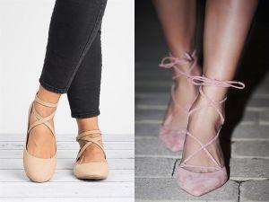 Как выбрать удобные балетки