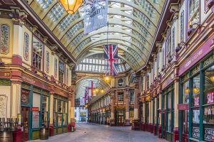 Крупные магазины для шопинга в Лондоне