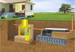 Эффективная и производительная канализация-септик для дачи и дома