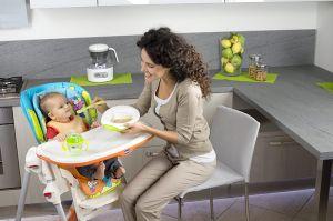 Стульчики для кормления в помощь маме
