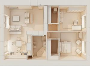 Дизайн проект квартир