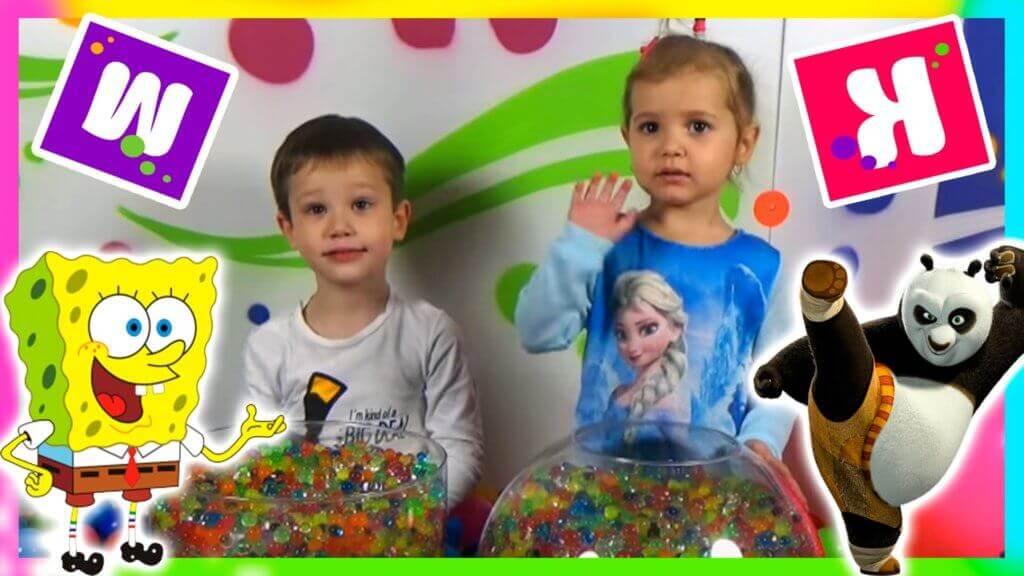 Мисс Кейти и Мистер Макс – популярные детские блогеры или что посмотреть детям на YouTube?