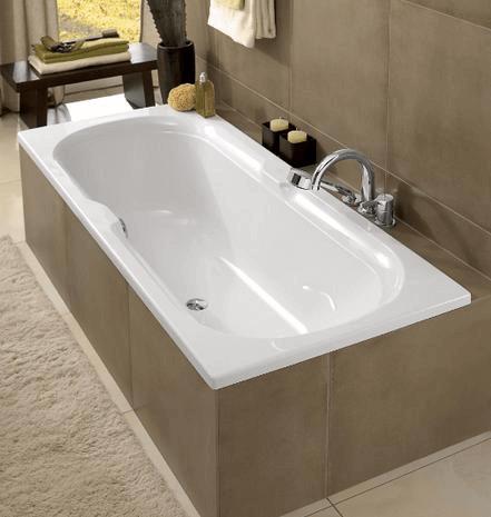 Водопад – смеситель для ванны. Особенности конструкции и применения.