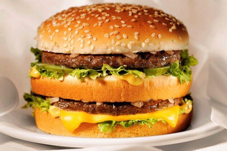 Гамбургер своими руками