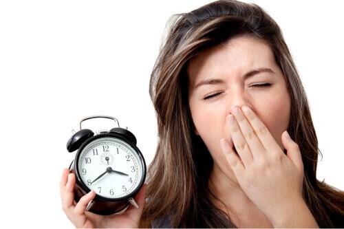 Бессонница - причины и лечение