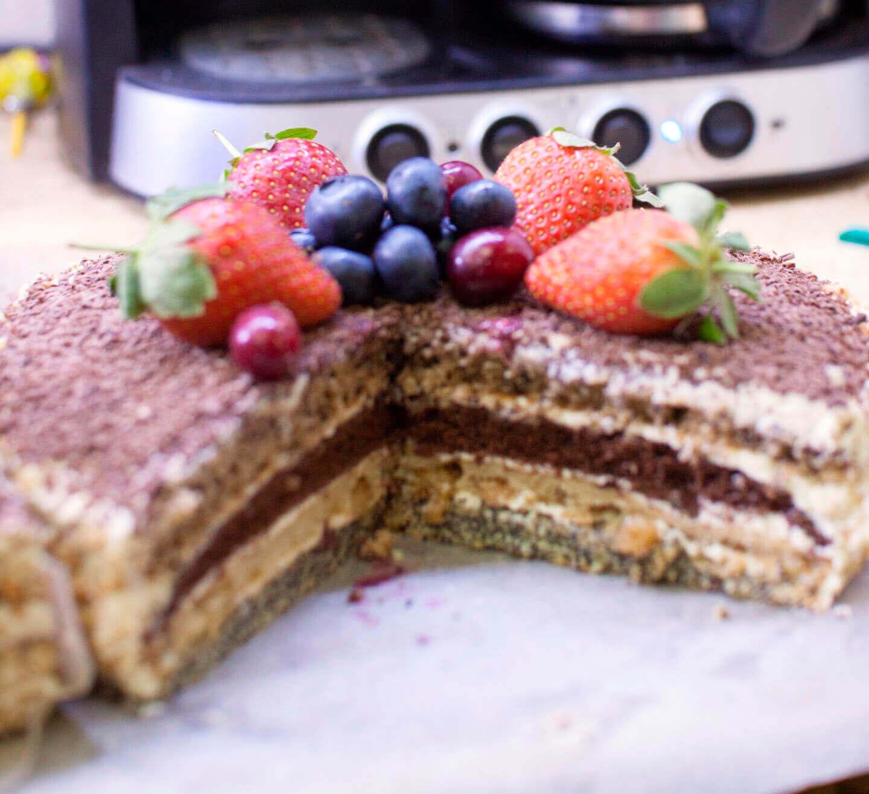Как приготовить торт «Каприз» и творожный торт